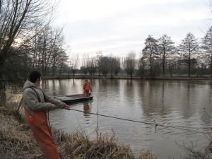 Visstandonderzoek Visserij Service Nederland
