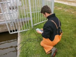 Waterkwaliteit Visserij Service Nederland