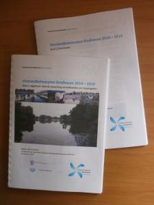 Visstandbeheerplan Eindhoven Visserij Service Nederland