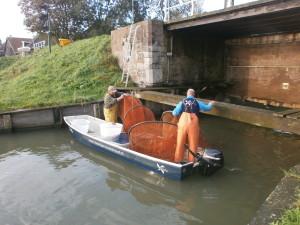 Fuikenvisserij Visserij Service Nederland