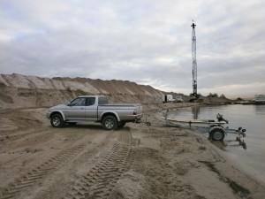 Calamiteit Visserij Service Nederland